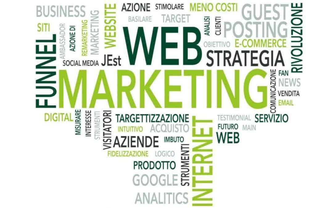 Web Marketing – il marketing rivoluzionato